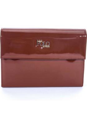 B.F.G Polo Style Taba Suni Deri Bayan Çanta 559-6-268116