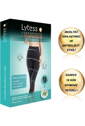 Lytess Slimming Bioceramic Capri (L-Xl) - Kapri