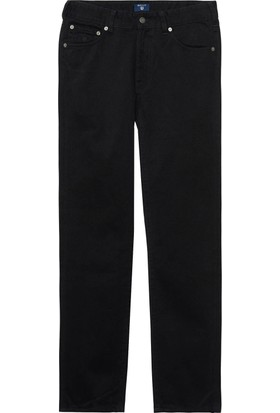 Gant Erkek Regular Straight Soft Twill Jean Pantolon 1001709.5