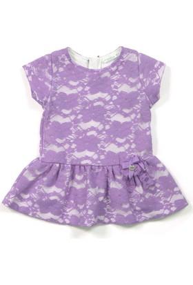 Mininio Kız Çocuk Elbise