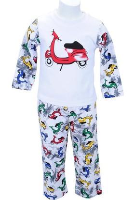 Zeyland Erkek Çocuk Pijama Takım