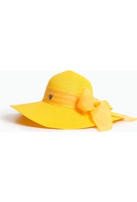 U.S. Polo Assn. Kadın Bellaiy7 Şapka Sarı