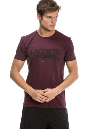 Lacoste Original Branded Erkek T-Shirt Th6956.Rdv