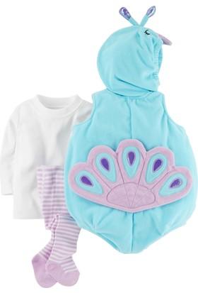 Carter's Kız Bebek Kostüm-Tavus Kuşu 119G248