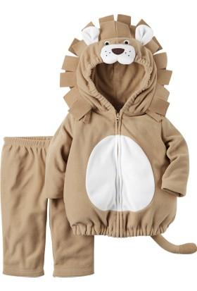 Carter's Erkek Bebek Kostüm-Aslan 119G250