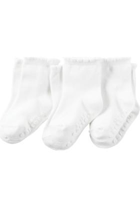 Carter's Çocuk 3'lü Çorap CR03454