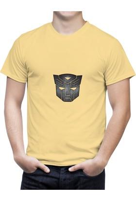 Cücüko Transformers Baskılı Tişört