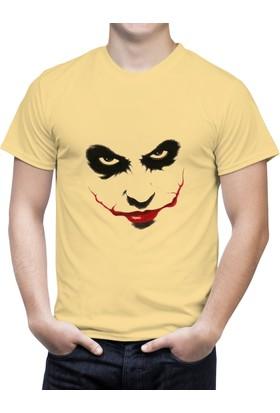 Cücüko Joker Baskılı Tişört
