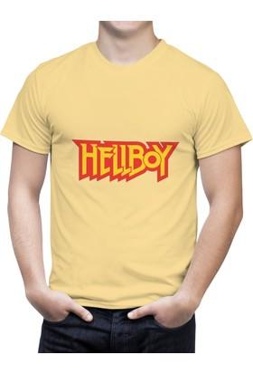 Cücüko HellBoy Baskılı Tişört
