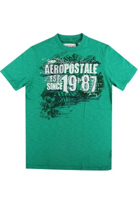 Aeropostale 1070-Cosmic Erkek T-Shirt