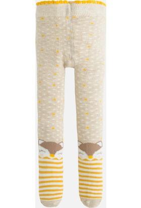 Mayoral Kız Jakarlı Külotlu Çorap