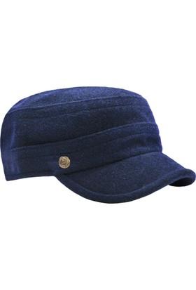 Pozze 3 Renk Kaşe Kastro Modeli - Kışlık Erkek Şapka