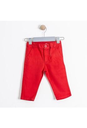 Soobe Erkek Çocuk Pantolon Kırmızı