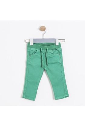 Soobe Unisex Çocuk Pantolon Çağla