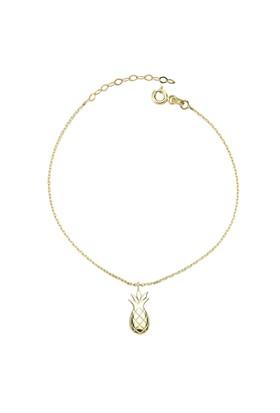 Glorria Altın Ananas Halhal