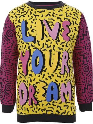 Soobe Zumba Mix Sweatshirt Fuşya 1 Yaş