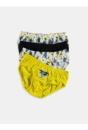 LC Waikiki Erkek Çocuk İç Giyim Alt 4'Lü
