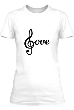 XukX Love Music T-Shirt