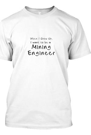 XukX Maden Mühendisliği T-Shirt – 1