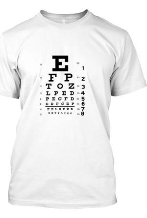 XukX Göz Doktoru T-Shirt