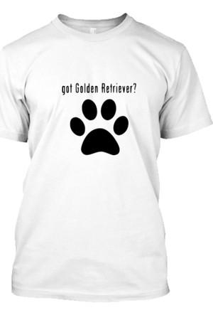 XukX Golden Retriever T-Shirt – 3