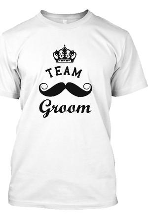 XukX Team Groom T-Shirt