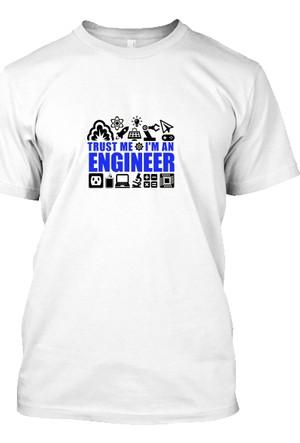 XukX Trust Me, I'M An Engineer T-Shirt 2