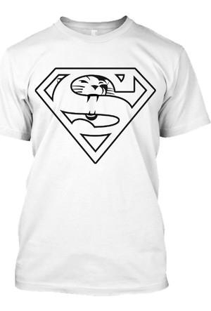 XukX Süper Kedi T-Shirt