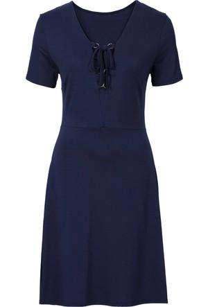 Bodyflirt Mavi Elbise