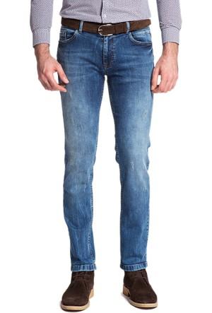 Pierre Cardin Rado Mavi Kot Pantolon