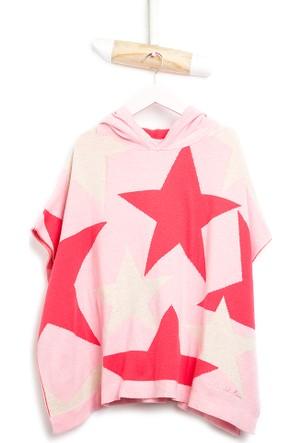U.S. Polo Assn. Star Kız Çocuk Triko Hırka