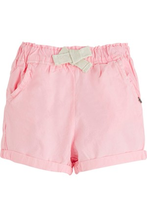 Soobe Pop Girls Mini Şort Neon Pembe 18 - 24 Ay