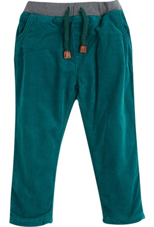 Soobe Pop Boys Bağlamalı Pantolon Yosun 3 Yaş