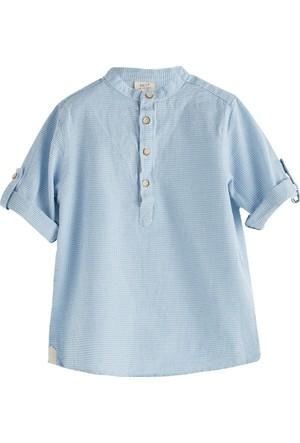 Soobe Pop Boys Kısa Kol Gömlek 8 Yaş