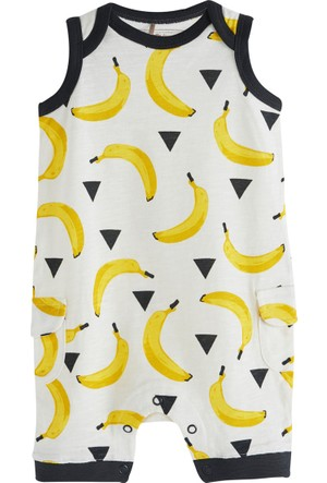 Soobe Hello Banana Kolsuz Cepli Tulum