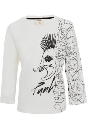 Soobe Funk Punk Boyz Uzun Kol T-Shirt