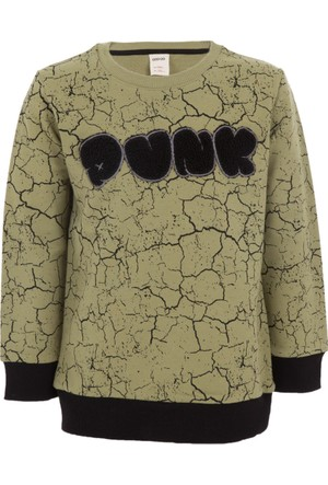 Soobe Funk Punk Boyz Sweatshirt 11 Yaş