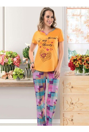 Derya Kurşun 801 Pijama Takım