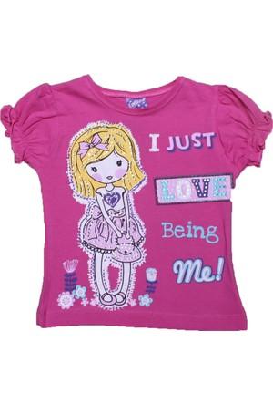 Lollico 3381 Tişört Ş.Pembe