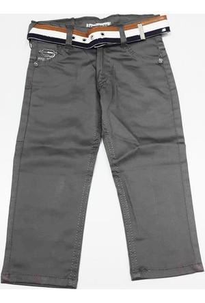 SZG Likralı Saten Erkek Çocuk Pantolonu