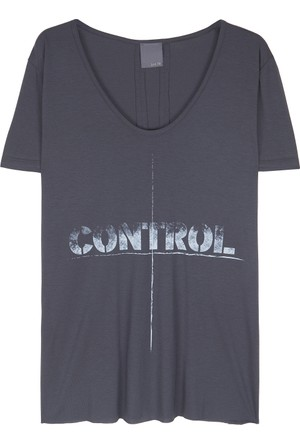 Lot 78 Control' Boyfriend T-Shirt