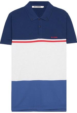 Ben Sherman Color Block Polo T-Shirt