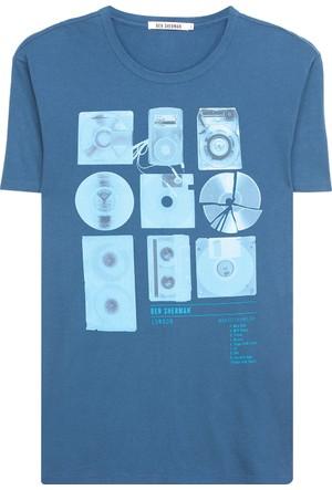 Ben Sherman Modernities Graveyar T-Shirt
