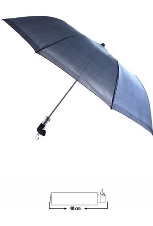 Orjin TA5210M01 Erkek Kareli Şemsiye Şemsiye
