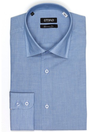 Pin Gömlek Kensington Air Erkek Gömlek