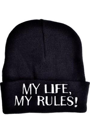 Bonalodi My Life My Rules ! Siyah Bere