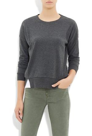 Mavi Kadın Antrasit Sweatshirt
