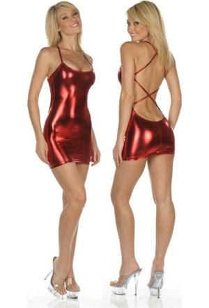 Terry Pau Tp060838 Kırmızı Elbise