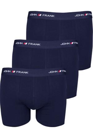 John Frank Üçlü Boxer