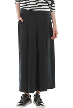 Yargıcı Pli Detaylı Pantolon Etek 6Kkpn3106X
